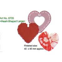 Clover Yo-Yo Maker - Large Heart Shape