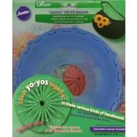 Clover Yo-Yo Maker - Jumbo Finished size of 90mm