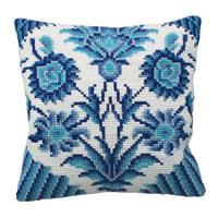 Zelliges  Chunky Cross Stitch Cushion Front Kit