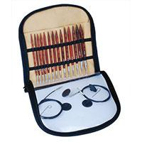 Cubics Interchangeable Knitting Needle Deluxe Set