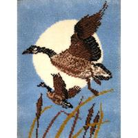Moon Geese MCG Latch Hook Kit 24x32""