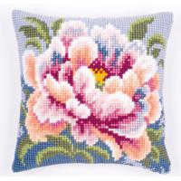 Camelia Chunky Cross Stitch Cushion Front Tapestry Kit 16x16""