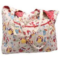 Rustic Ranch: Maxi Craft Bag Knitting Bag 34x43x18cm