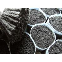 Black yarn - 10 packs