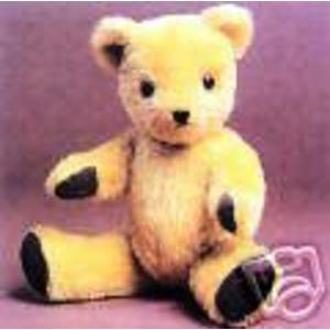 Ready to sew Jointed Teddy Toy Kit