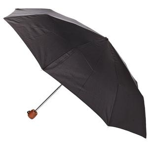 Stowaway Deluxe Fulton Black umbrella