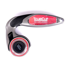 Truecut  Comfort Cutter Rotary Cutter 45mm Right or left handed