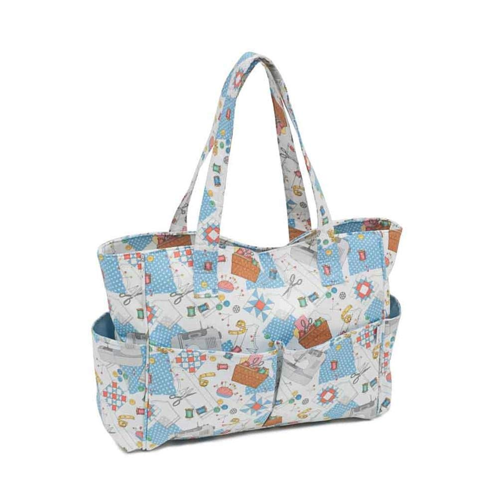 Soft Cotton Knitting Bag Craft Storage Bag - Sew Special