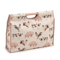 Hobby Gift 'Farmyard' Shoulder Bag 11 x 30 x 42cm