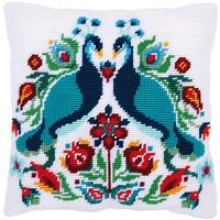 Vervaco La Maison Victor Tapestry Cushion Front - PAULINE  - 40x