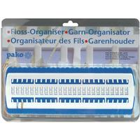 Pako Thread Floss Organiser with 10 blank code cards