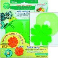 Clover Yo-Yo Maker - Large Shamrock Shape