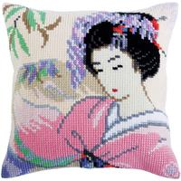 Japanese Love - Chunky Cross Stitch Kit