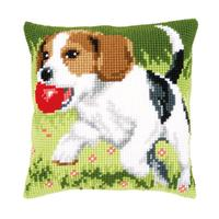 Beagle Chunky Cross Stitch Cushion Front Kit