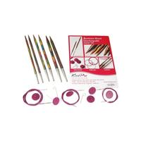 KnitPro Symfonie Wood Interchangeable Starter set Circular Knitt