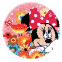 Minnie Mouse Latch Hook Kit Disney by Vervaco