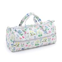 Spring Garden Design Soft Handled Knitting Bag