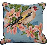Gold Finch & Blossom - Anchor Living Tapestry Kit ALR34  40 x 40