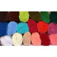 18 mixed packs of Easylatch Yarn