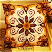 Harmony Cushion Front Tapestry Kit By Vervaco