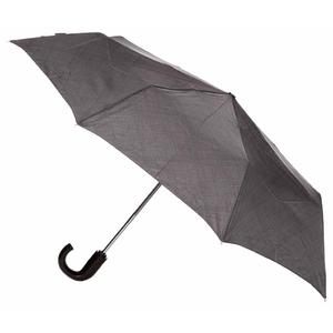 Open & Close 12 Mens Grey print Umbrella
