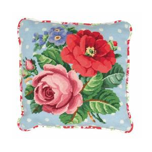 Berlin Rose - Anchor Living Tapestry Kit  ALR42 40x40cm