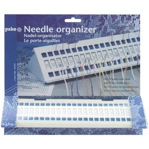 Pako Needle Organiser with 10 blank code cards